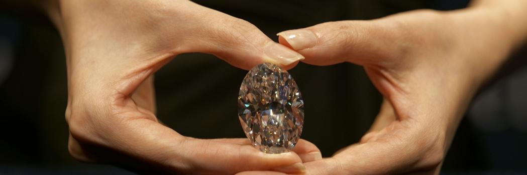 Un diamant vendu 12,3M$ en Cryptomonnaies