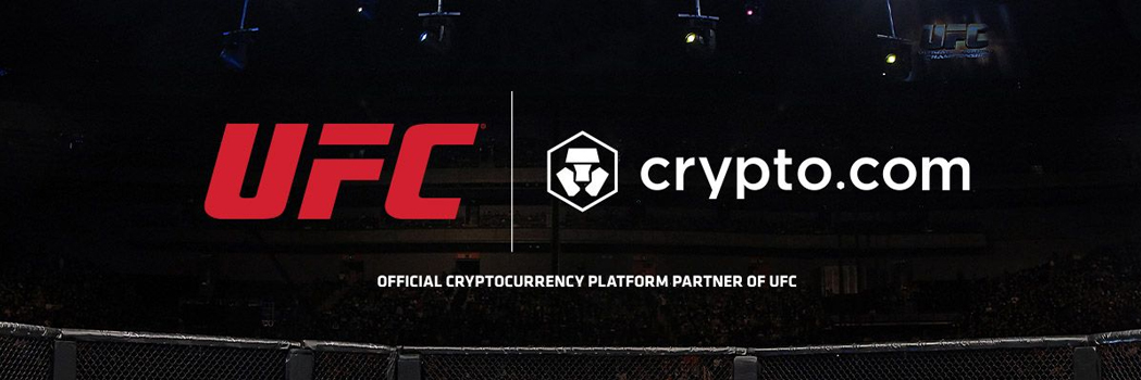 UFC et Crypto.com un sponsoring de 175 millions $