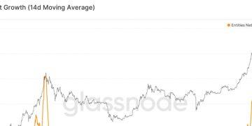 Le Bitcoin monte a 45 000 dollars