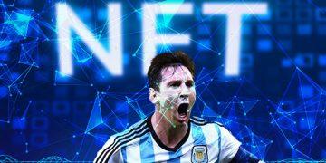 Messi lance sa propre collection de NFT