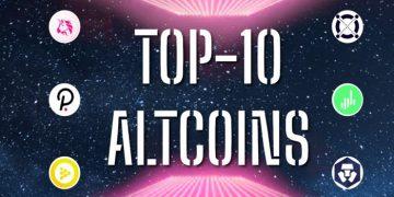 Top 10 Altcoins Août 2021