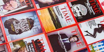 Les NFT du magazine TIME