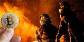 Les pompiers de Houston investissent 25 millions de dollars en crypto